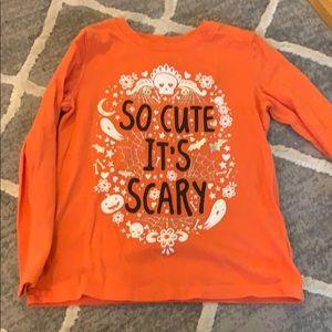🎃old navy 3t Halloween shirt